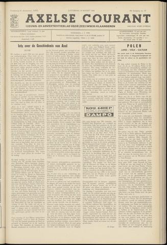 Axelsche Courant 1966-03-19