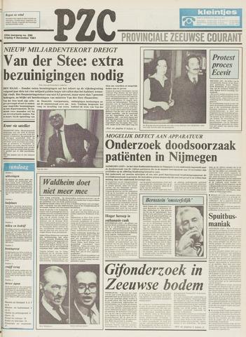 Provinciale Zeeuwse Courant 1981-12-04