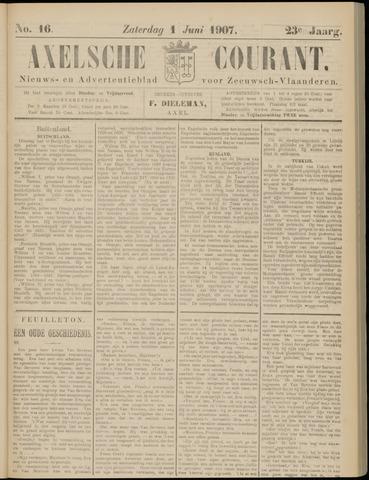 Axelsche Courant 1907-06-01