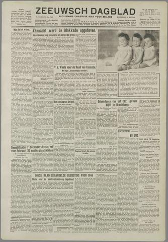 Zeeuwsch Dagblad 1949-05-12
