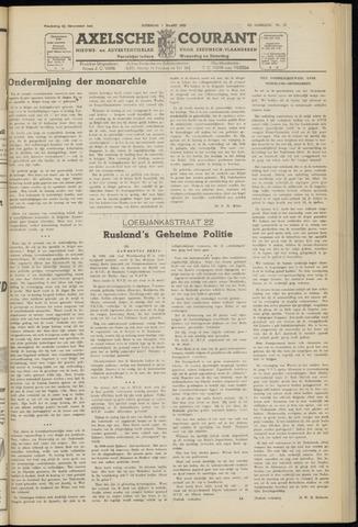 Axelsche Courant 1953-03-07