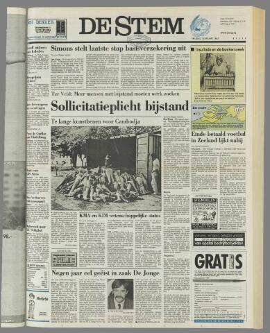 de Stem 1992-03-13