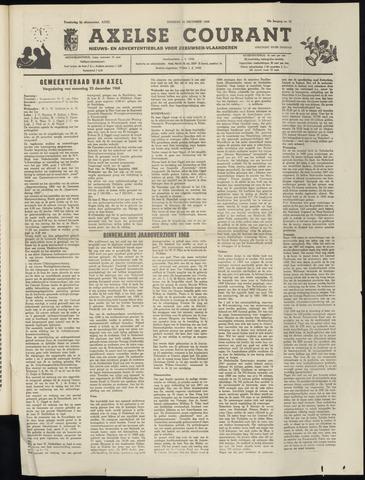Axelsche Courant 1968-12-31