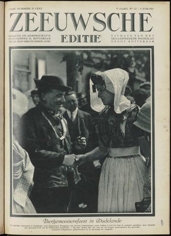 Ons Zeeland / Zeeuwsche editie 1931-06-05