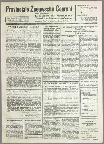 Provinciale Zeeuwse Courant 1940