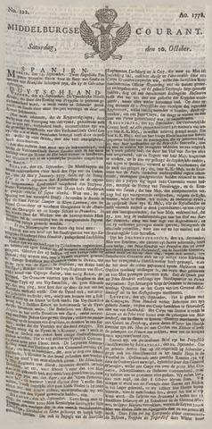 Middelburgsche Courant 1778-10-10
