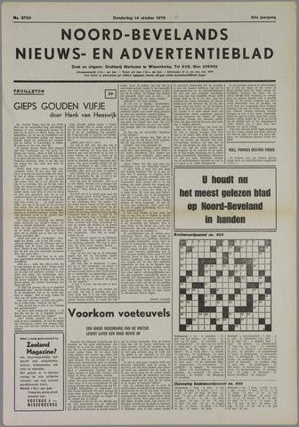 Noord-Bevelands Nieuws- en advertentieblad 1976-10-14