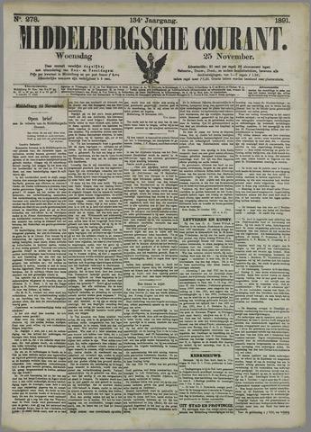 Middelburgsche Courant 1891-11-25