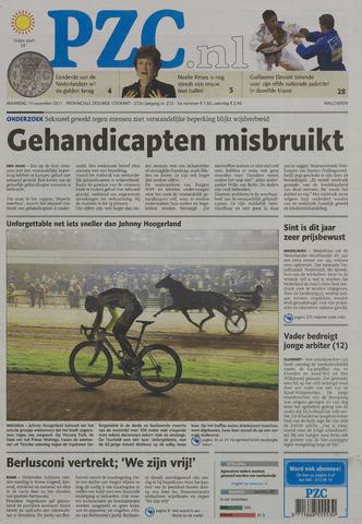 Provinciale Zeeuwse Courant 2011-11-14