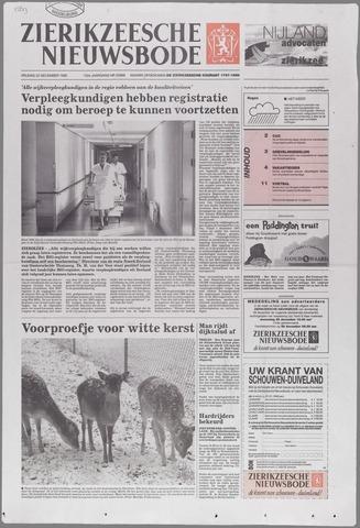 Zierikzeesche Nieuwsbode 1995-12-22