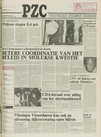 Provinciale Zeeuwse Courant 1977-09-10