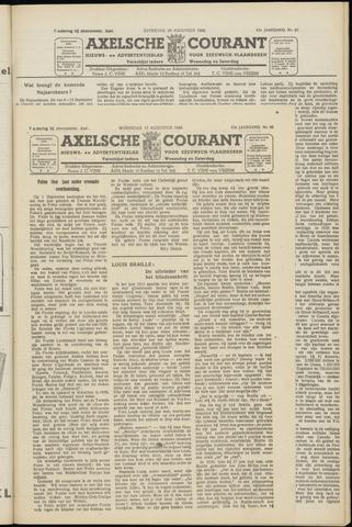 Axelsche Courant 1949-08-17