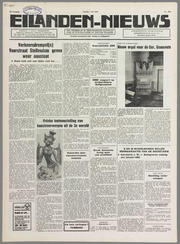 Eilanden-nieuws. Christelijk streekblad op gereformeerde grondslag 1980-07-01
