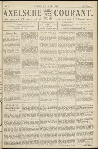 Axelsche Courant 1927-05-03