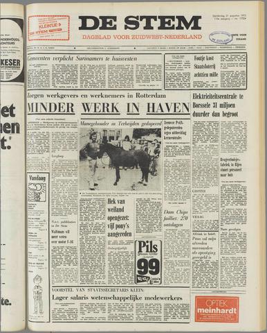 de Stem 1975-08-21