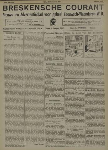 Breskensche Courant 1936-11-20