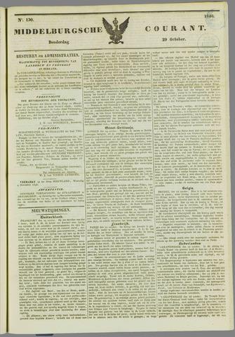Middelburgsche Courant 1846-10-29