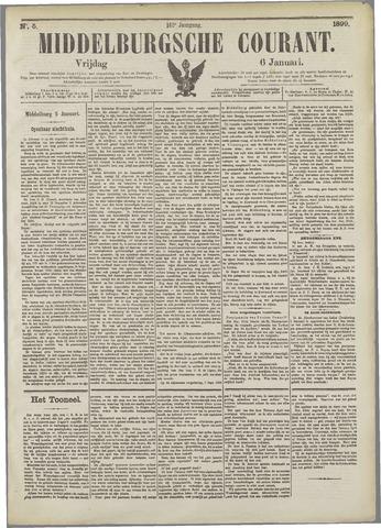 Middelburgsche Courant 1899-01-06