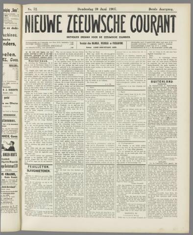 Nieuwe Zeeuwsche Courant 1907-06-20