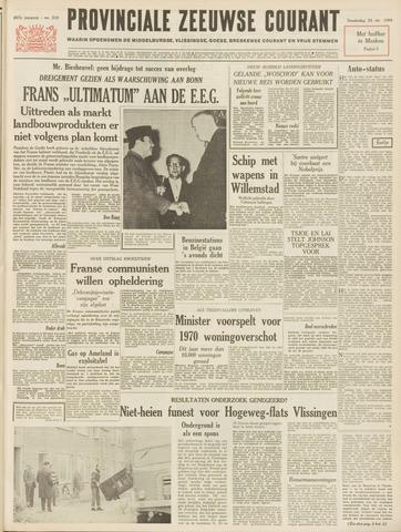Provinciale Zeeuwse Courant 1964-10-22