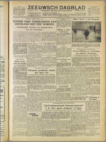 Zeeuwsch Dagblad 1952-09-25