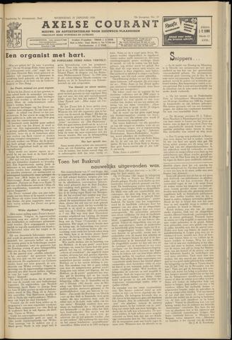 Axelsche Courant 1956-01-25
