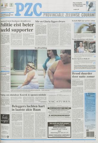 Provinciale Zeeuwse Courant 2000-08-19