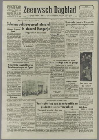 Zeeuwsch Dagblad 1956-11-23