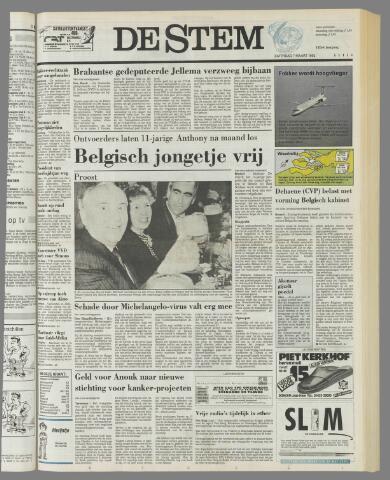 de Stem 1992-03-07
