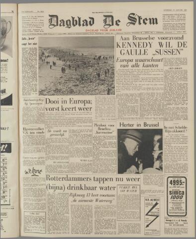 de Stem 1963-01-26