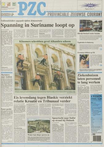 Provinciale Zeeuwse Courant 1999-07-29