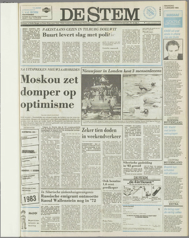 de Stem 1983