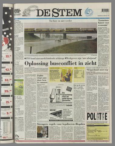 de Stem 1995-02-09