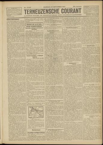 Ter Neuzensche Courant. Algemeen Nieuws- en Advertentieblad voor Zeeuwsch-Vlaanderen / Neuzensche Courant ... (idem) / (Algemeen) nieuws en advertentieblad voor Zeeuwsch-Vlaanderen 1942-09-28