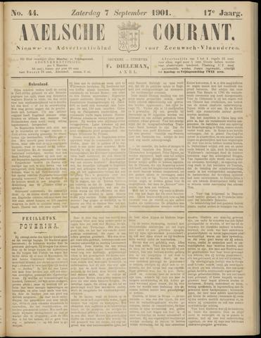 Axelsche Courant 1901-09-07