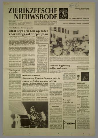 Zierikzeesche Nieuwsbode 1982-09-30