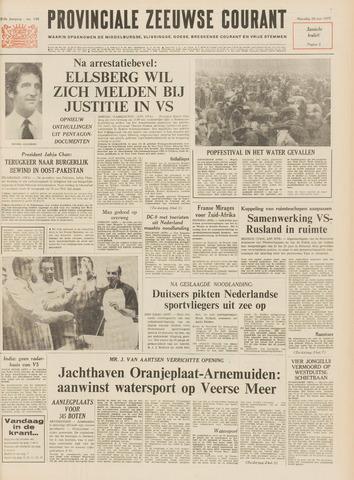 Provinciale Zeeuwse Courant 1971-06-28