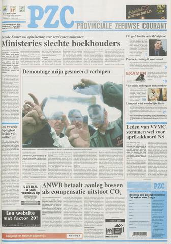 Provinciale Zeeuwse Courant 2001-05-17
