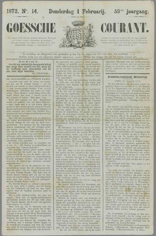 Goessche Courant 1872-02-01