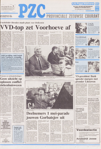 Provinciale Zeeuwse Courant 1990-05-02