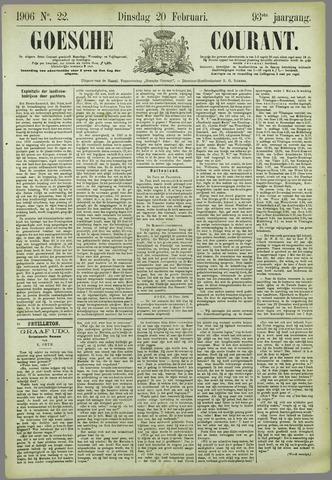 Goessche Courant 1906-02-20