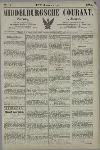 Middelburgsche Courant 1884-01-12