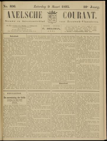 Axelsche Courant 1895-03-09
