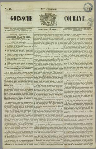 Goessche Courant 1856-03-13
