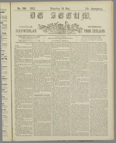 De Zeeuw. Christelijk-historisch nieuwsblad voor Zeeland 1912-05-14