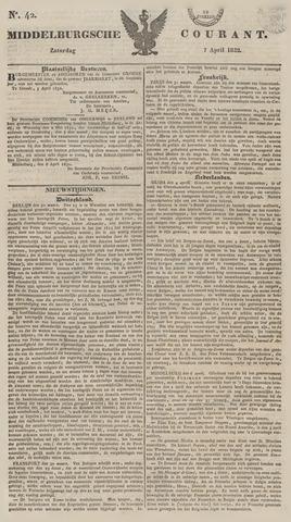 Middelburgsche Courant 1832-04-07