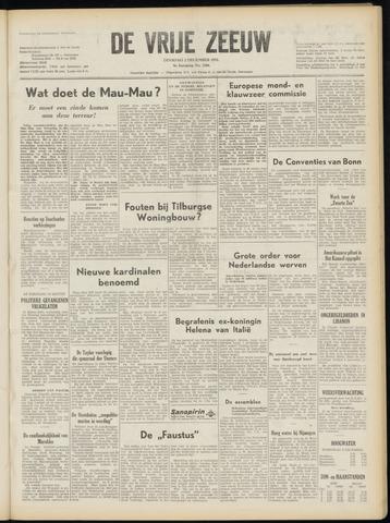 de Vrije Zeeuw 1952-12-02