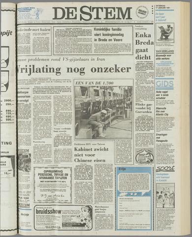 de Stem 1981-01-17