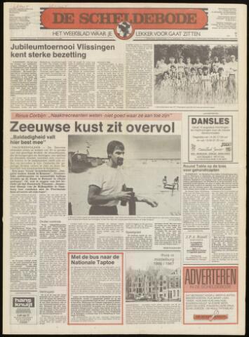 Scheldebode 1986-08-07