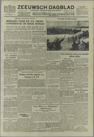 Zeeuwsch Dagblad 1953-07-30